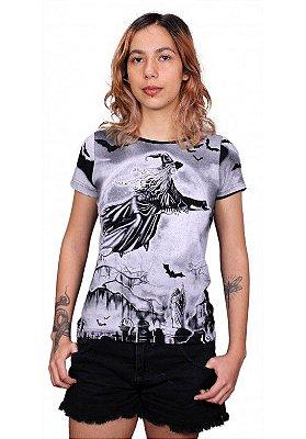 T-shirt Indiana Feminina Bruxa