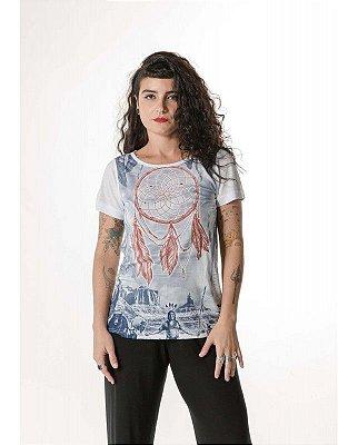 T-shirt Indiana Feminina Xamã