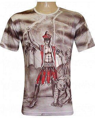 Camiseta Indiana Unissex Xangô