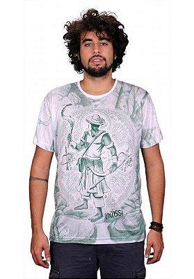 Camiseta Indiana Unissex Oxóssi
