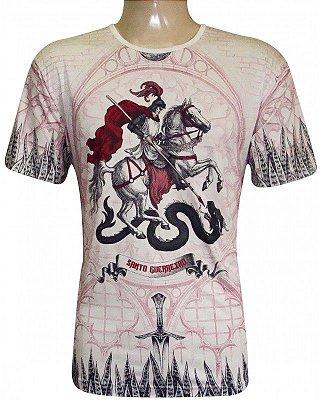 Camiseta Indiana Unissex Santo Guerreiro