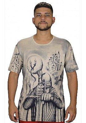 Camiseta Indiana Unissex Jorge Guerreiro