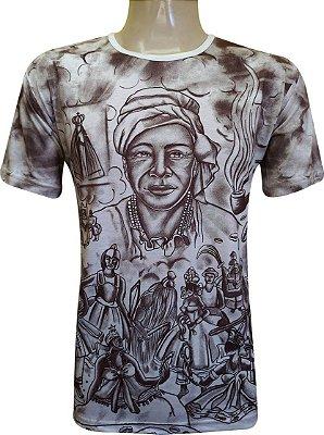 Camiseta Indiana Unissex Vó Francisca