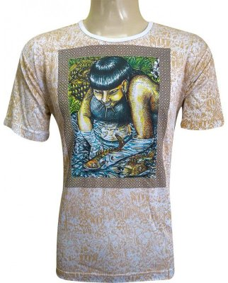 Camiseta Indiana Unissex Timbó