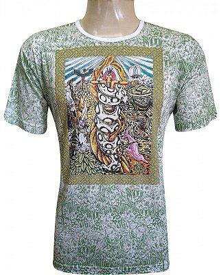 Camiseta Indiana Unissex Huni