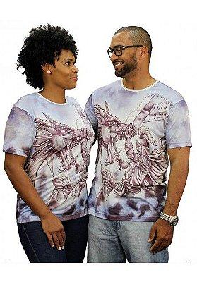 Camiseta Indiana Unissex São Jorge