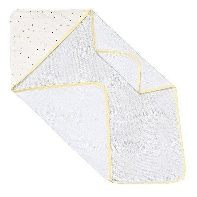 Toalha de Banho para Bebê Com Capuz Triângulo Colorido