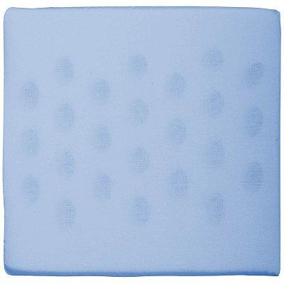 Travesseiro Antissufocante Liso Azul