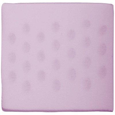 Travesseiro Antissufocante Liso Rosa