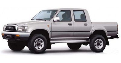 Kit Jumelo - Toyota Hilux 1990 ~ 2004 | Cabine Simples e Dupla
