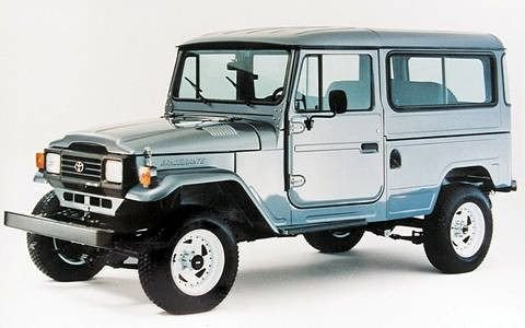 Kit Jumelo - Toyota Bandeirante | Cabine Simples, Dupla e Jipe