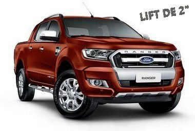 "Kit Jumelo c/ LIFT 2""  - Ford Ranger 2013 ~ 2019 