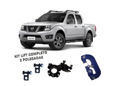 "Kit COMPLETO LIFT 2"" - Nissan Frontier 2008 ~ 2016"