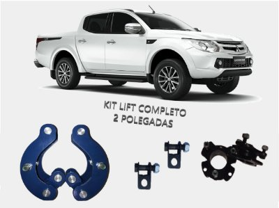 "KIT COMPLETO LIFT 2"" - Mitsubishi All New Triton 2017 ~ 2020"