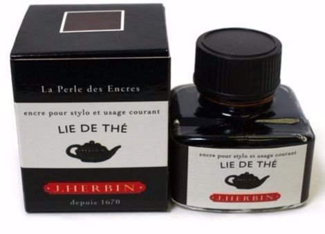 J. Herbin Lie de Thé 30ml -