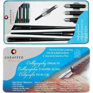 Estojo de caligrafia Sheaffer Deluxe kit