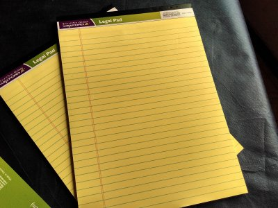 Caderno Wexford Legal Pads Assorted *