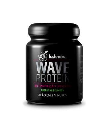 Reconstrução Capilar Kah-noa Wave Protein No Poo 300g