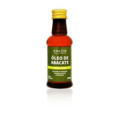 Óleo Vegetal de Abacate - AnaZoe 60ml