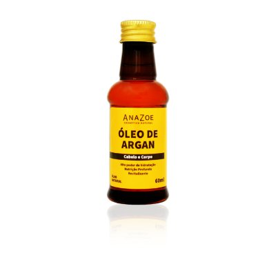 Óleo Vegetal de Argan AnaZoe 60ml