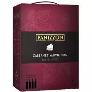 Vinho Panizzon Cabernet Sauvignon Bag in Box 3 Litros