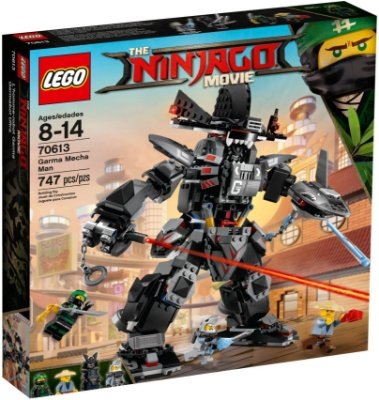 LEGO Ninjago Movie 70613 Garma Mecha Man