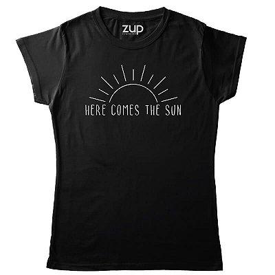 Camiseta Beatles Here Comes The Sun