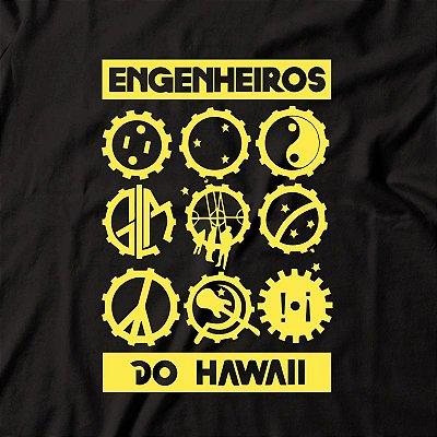 Camiseta Engenheiros do Hawaii