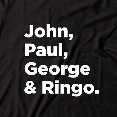 Camiseta The Beatles