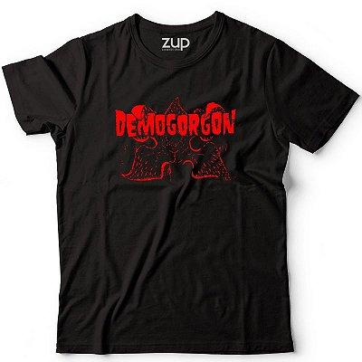 Camiseta Stranger Things Demogorgon
