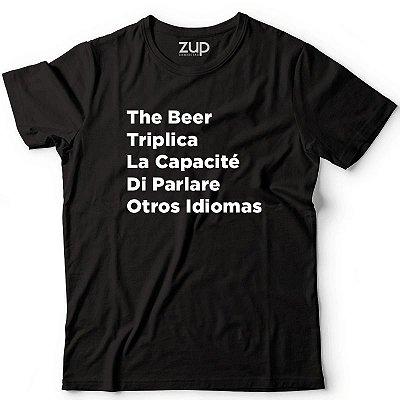 Camiseta The Beer