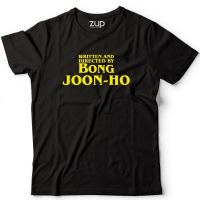 Camiseta Written and Directed by Bong Joon-Ho