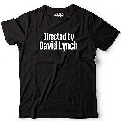 Camiseta Directed by David Lynch