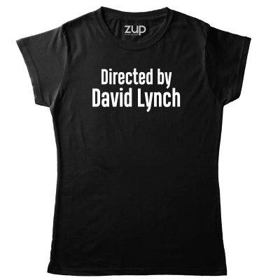 Camiseta Directed by David Lynch
