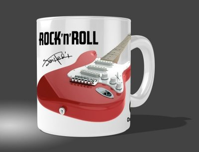 Caneca Rock and Roll - 03