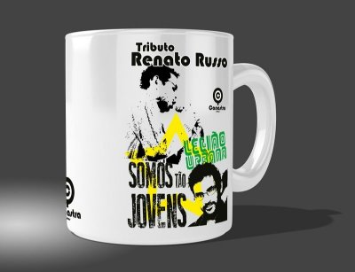 Caneca Rock and Roll - 04