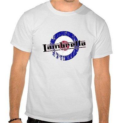 Camiseta Masculina Lambretta 01