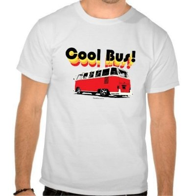 Camiseta Masculina Kombi