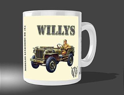 Caneca Willys 01