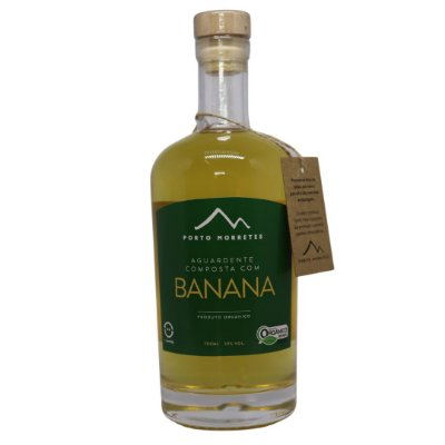 Cachaça Porto Morretes Banana | 700ml