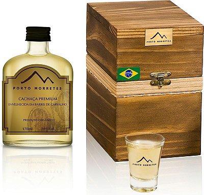 Cachaça Porto Morretes Premium | Kit Degustação Mini