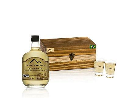 Cachaça Porto Morretes Premium | Kit Degustação