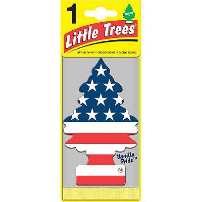 Aromatizante Importado Little Trees Original - Vanilla Pride