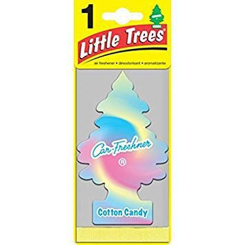 Aromatizante Importado Little Trees Original - Cotton Candy