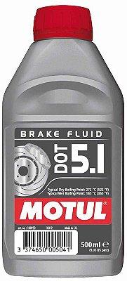 Fluído de Freio Motul DOT 5.1 - 500 ml