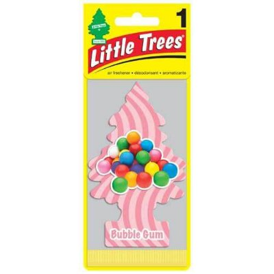 Aromatizante Importado Little Trees Original - Bubble Gum