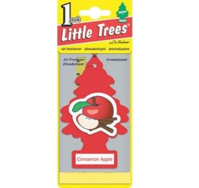 Aromatizante Importado Little Trees Original - Cinnamon Apple