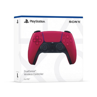 Controle DualSense Vermelho Cosmic Red - PS5