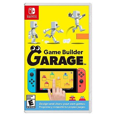 Game Builder Garage Nintendo - Switch