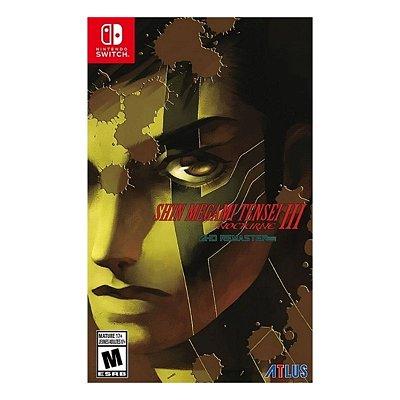 Shin Megami Tensei III Nocturne HD Remaster -  Switch